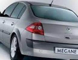 2005 - 2006 model 100 bin ila 200 bin km arasında temiz megane
